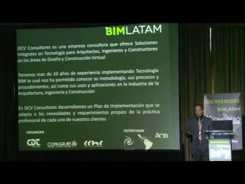 1er Congreso Latinoamericano BIM - Sala 1 -29 de octubre - Charla 2