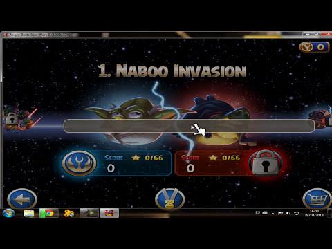 Descargar Angry Birds Stars Wars II full actualizable en español