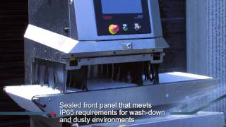 Thermo Scientific Xpert X-Ray Inspection System IP65 Washdown Demonstration
