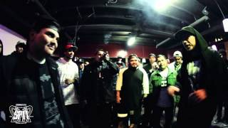 SPIT MX PRESENTA : #SANGRENUEVA Sharlie Macfly vs Crob Souljah