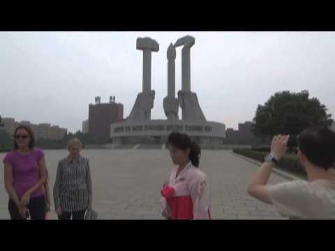 Juche Tower - Pyongyang (DPRK) North Korea