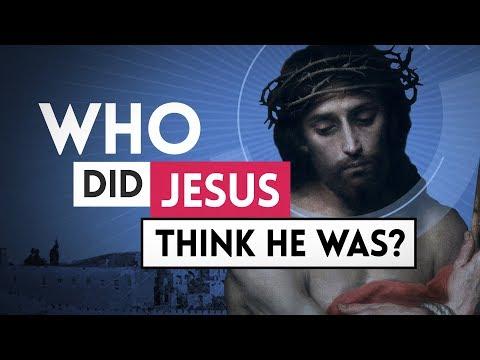 Who Did Jesus
