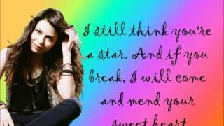 Miranda Cosgrove - Kiss You Up Lyrics