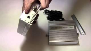 Репітер GSM 900 + 3G. BN-20A(27A)-900/WCDMA