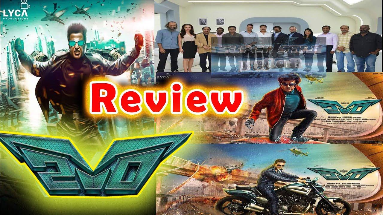 ROBOT - 2 | 2.0 | 2017 Review | Rajinikanth | Akshay Kumar | Amy ...