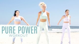 The Best Quick Metabolism-Boosting Workout ~ Pure Power!