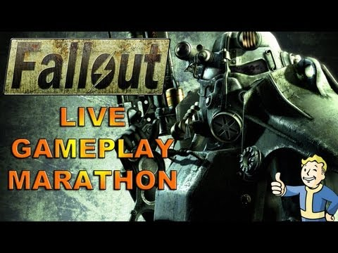 Fallout Live Marathon - Video Game History Month 2012