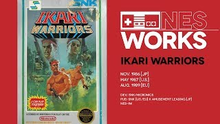 Ikari Warriors & Athletic World retrospective: Anger mismanagement   NES Works #041