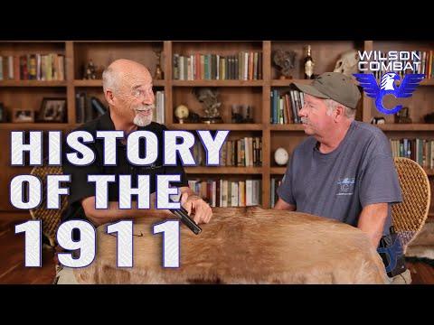 History of the 1911: Gun Guys with Ken Hackathorn and Bill Wilson