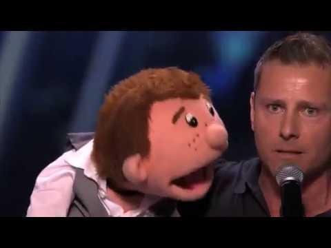America's Got Talent 2015 Season 10   Paul Zerdin ventriloquist   Winner