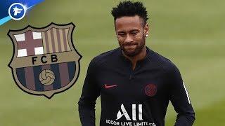 Ça se complique très fortement pour Neymar au Barça | Revue de presse