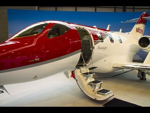 FIRST EUROPEAN HondaJet [N420HE]