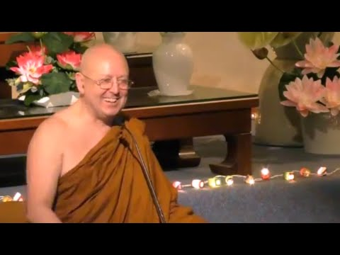 Self Esteem and Happiness | Ajahn Brahm | 04 Dec 2015