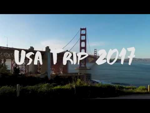 USA Travel Video 2017