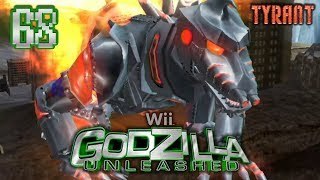 "Part 68 ""Story: Mechagodzilla (Tyrant)"" - Godzilla: Unleashed [Wii]"