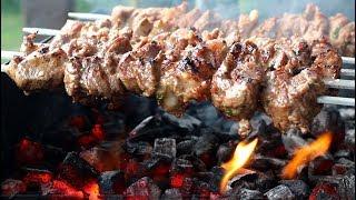 Armenian Shish Kebab Khorovats Recipe International Cuisines