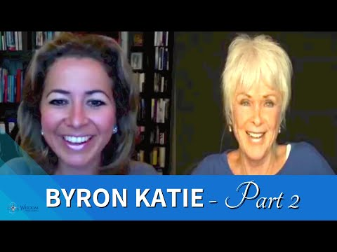 Byron Katie - He did wrong, is it true? (2:2)
