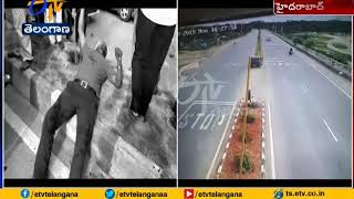 3 of A Same Family Dies | In A Road Accident at Hyderabad's Shameerpet