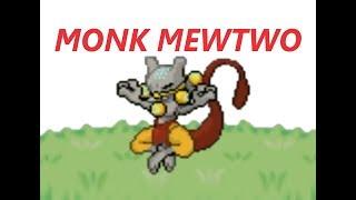 Roblox Project Pokemon - Monk Aura Mewtwo