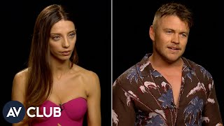 Westworld's Angela Sarafyan and Luke Hemsworth dish on the upcoming season