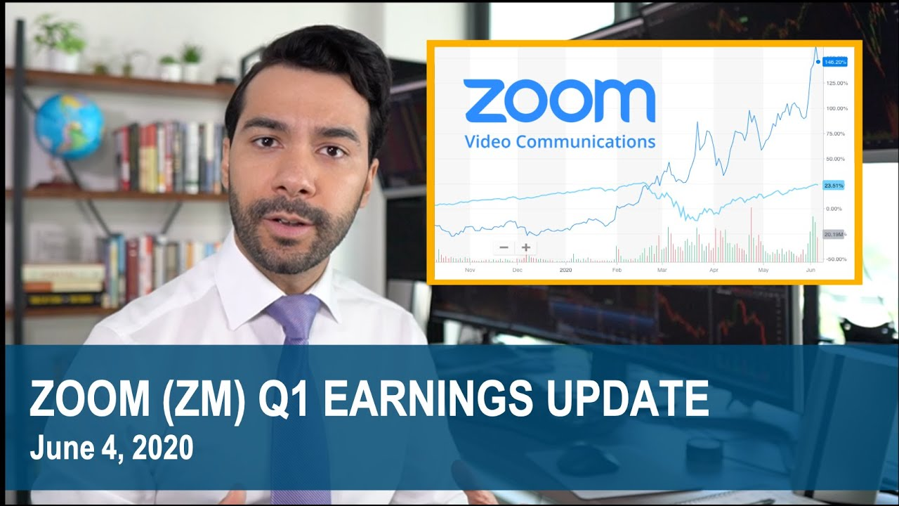 Zoom stock soars after blowout earnings report