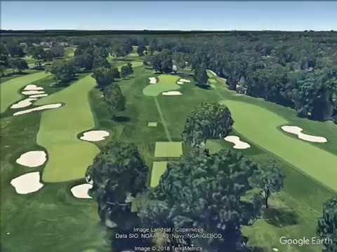 Winged Foot West Course