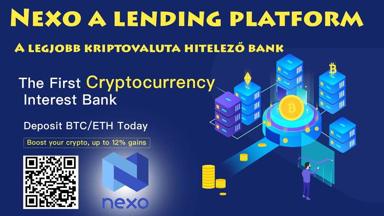 bitcoin hitelezési platformok