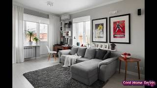 Living Room Colors with Grey Furniture