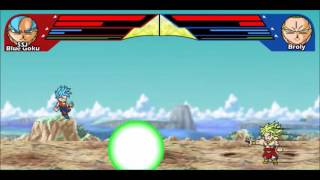 Dragon Ball Z Ultimate Power 2 Gameplay Trailer