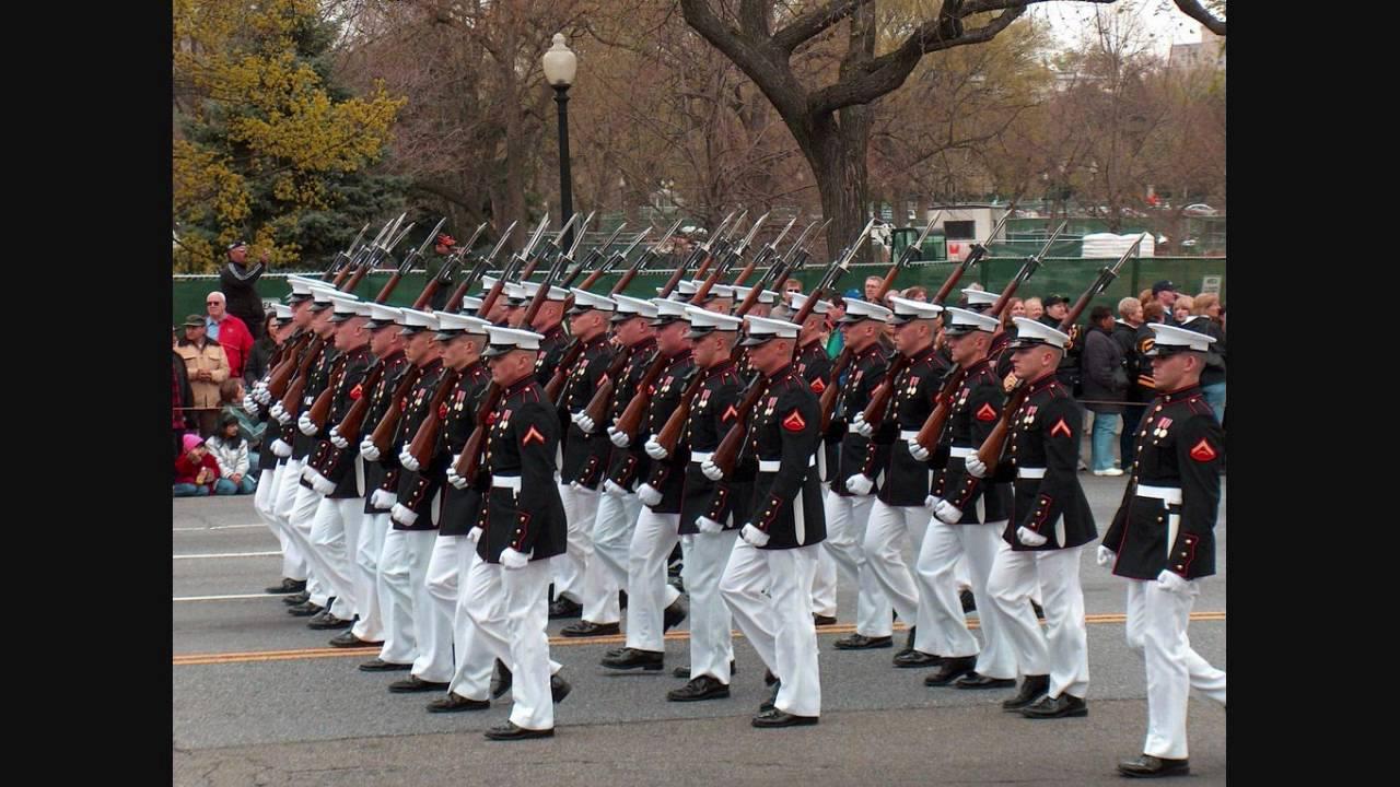 the marines hymn youtube
