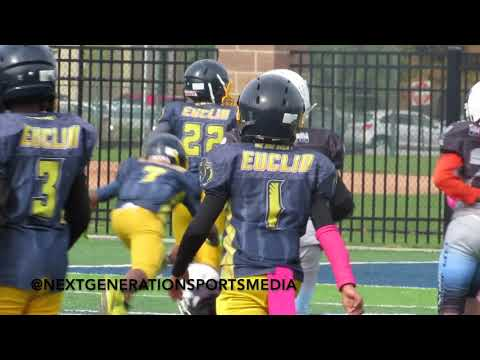 Euclid Panthers vs Blimp City Bears - Next Generation Youth Sports Media