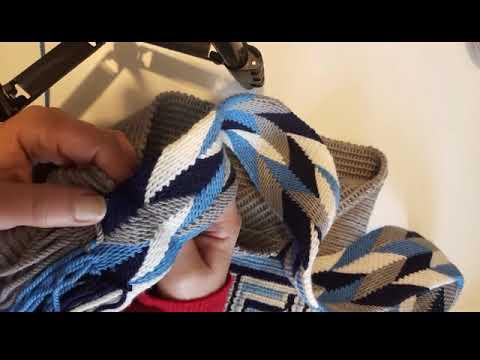 Duruşuyla çantalarınıza fark katacak bir çanta sapı yapımı gelsin o zaman💯💓/crochetbag/