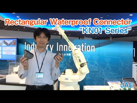 KN01 Series (Waterproof Rectangular Connector)
