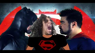 Batman V Superman Nostalgia Critic Review...Review | 9bit Review...Reviews