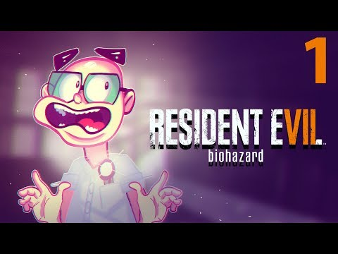 Northernlion Plays: Resident Evil 7 [Episode 1] (Twitch VOD)