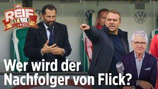 Flick-Rücktritt: Wer wird neuer Bayern-Trainer? | Reif ist Live