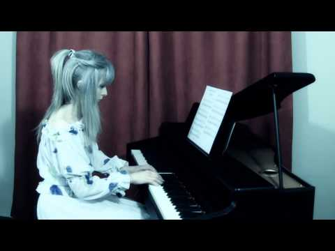 """GALYA - """"Legende du vent doux"""" from piano album """"22 Piano Tales"""""""