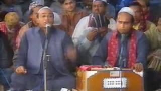 Aaj alHamd koi aaya hai mehman apna --- Mehfil e Sama Shere Ali Mehar Ali