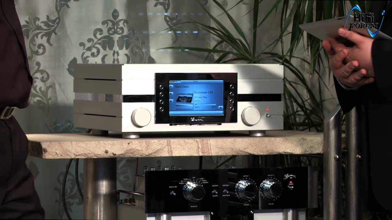 hifi forum vodcast 7 burmester im gespr ch youtube. Black Bedroom Furniture Sets. Home Design Ideas