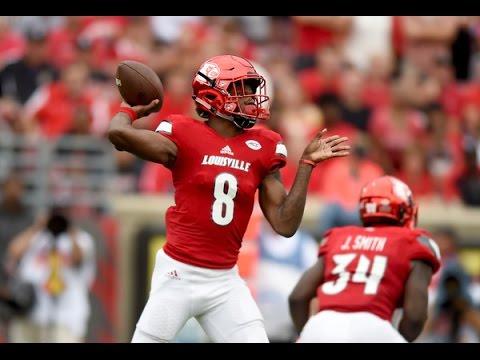 Lamar Jackson Highlights vs Florida State