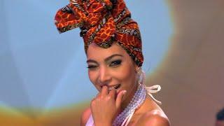Concurso Nacional de Belleza, Desfile en Traje de Baño