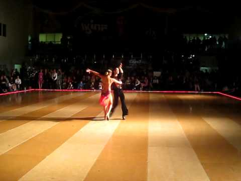 Bunin Dmitry & Rusetskaya Natalya rumba Lodz Open 2009 ( bolshoye spasibo Natalya!!!)