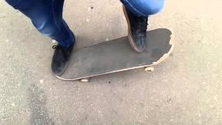 Уроки скейтбординга для начинающих скейтеров (1 урок)