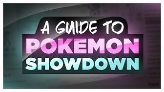 A Guide to Pokemon Showdown!
