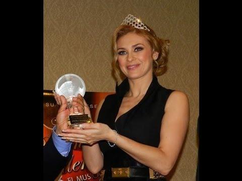 Aracely Arambula Primera Reina Soberana de La Herencia Hispana en Las Vegas