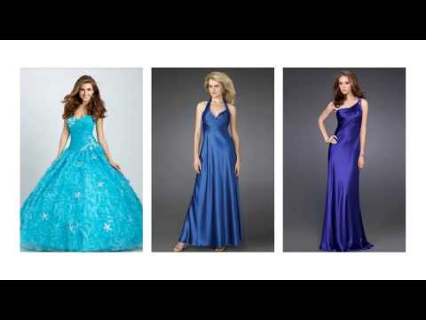Top 100 blue evening dresses for women