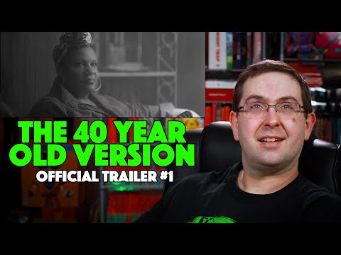 REACTION! The 40 Year Old Version Trailer #1 – Radha Blank Movie 2020