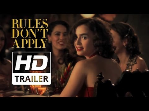 Rules Don't Apply  Music Trailer  Official HD 2016