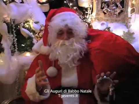 Auguri di Natale 2009 TG EVENTS