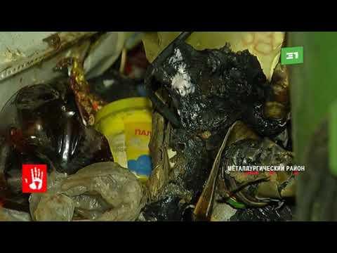 Жители челябинской многоэтажки в Металлургическом районе едва не сгорели из за соседа